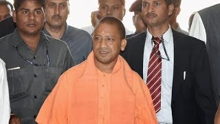 Why are secular organisations quiet over cow slaughter? questions Yogi Adityanath