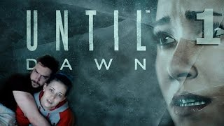 UNTIL DAWN w/ Sam Part 1