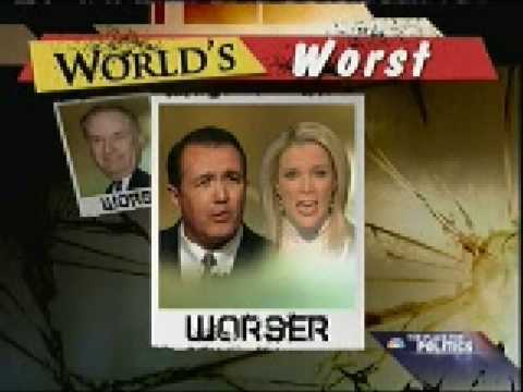 Countdown: Worst Person March 4, 2009