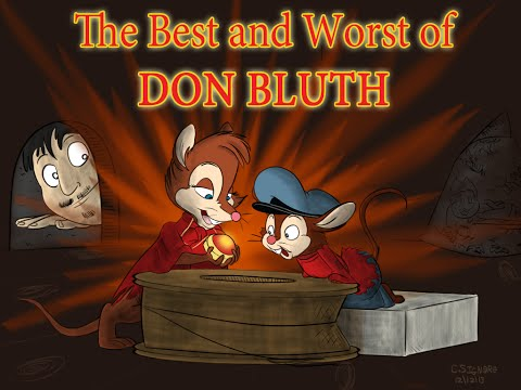 The Best and Worst of Don Bluth