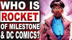Who Is DC Comics' Rocket? The Sidekick Who Wants ALL The Smoke!