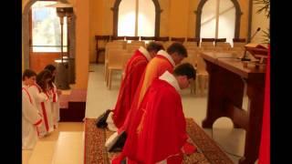 Oratorio S.Domenico Savio:Adorazione della Croce-QuellidelPilar