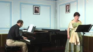"Franz Schubert ""Vedi quanto adoro ancora,ingrato"" D. 510"