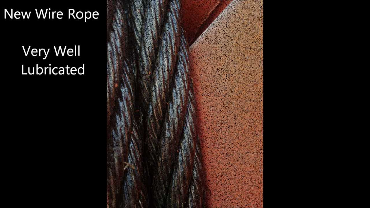 Wire Rope Spooling Issue - YouTube