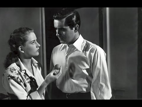 Coleen Gray on noir classic, Nightmare Alley