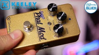 Keeley Electronics Super Phat Mod Overdrive Pedal - Super PHAT!