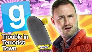 BACK TO THE FUTURE | Gmod TTT