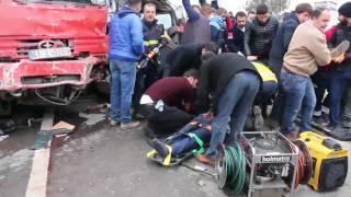 Gebze'de Can Pazarı; 1 ölü çok Sayıda Yaralı!