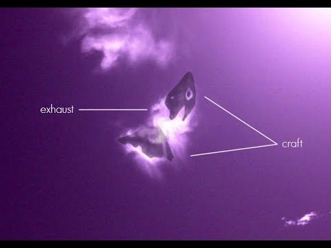 WHO/WHAT Is In Our Skies, Oct 20 2014, Cloud to Cloud, Craft to Craft Entities, Infrared 950nm+ HD