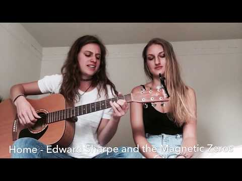 Home - Edward Sharpe and the Magnetic Zeros (cover)
