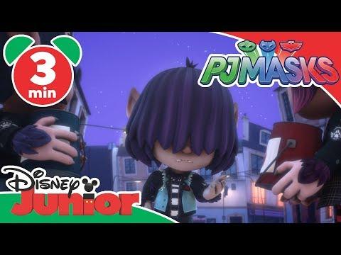 PJ Masks SuperPigiamini | Kevin vuole essere più buono - Disney Junior Italia