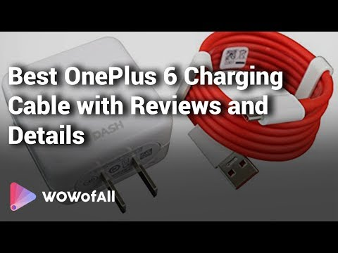 Best OnePlus 6 Charging Cable With Reviews And Details - Which Is The Best  Charging Cable?