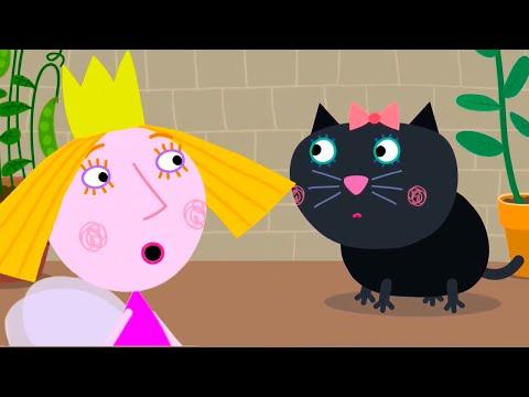 Маленькое королевство Бена и Холли   Поппи  и Дейзи шалят!  