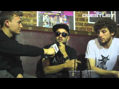 Gramatik Interview, with Eric Mendelson ( ExMag )