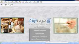 Discover Integrated Credit Card Processing with GiftLogic Point-of-Sale