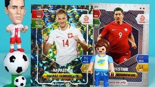 Playmobil • Kolekcja Kart Reprezentacji Polski • Łączy nas piłka