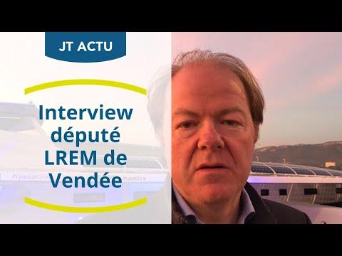 Bertrand Labilloy à propos du soutien de CCR Groupe à Energy Observer 2/2