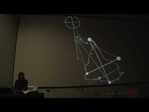 Kristen Krieder • A Constellation, A Cluster, A Grid: Studies in Urban Formation • 03 Oct 2016