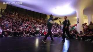 Undisputed Super Solo Bboy Battle na IBE 2014: Gravity Vs. Flaco