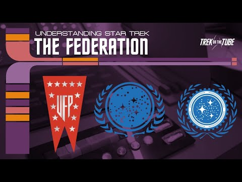 STAR TREK - The United Federation of Planets