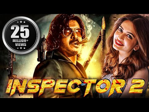 INSPECTOR 2 Full South Indian Hindi Dubbed Movie | Upendra, Kriti Kharbanda from YouTube · Duration:  1 hour 59 minutes 44 seconds