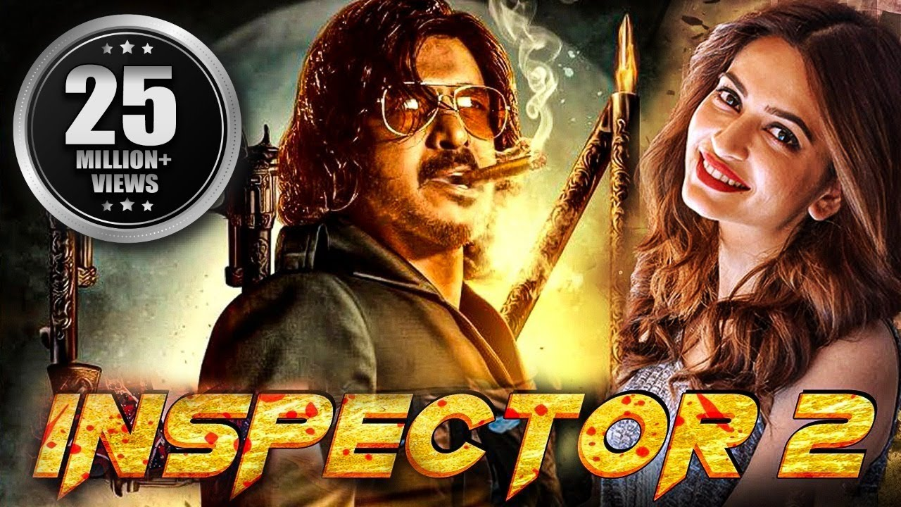 INSPECTOR 2 Full Hindi Dubbed Movie