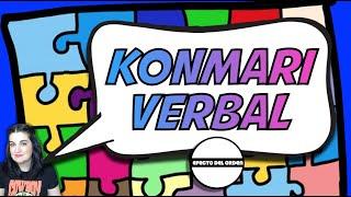 Como aplicar el método Konmari a la información verbal   Efecto del Orden