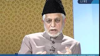The claim of Hadrat Mirza Ghulam Ahmad (as) & how did he die-persented by khalid Qadiani.flv