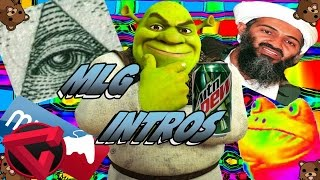 BEST MLG INTROS (Top 5 mlg intros)