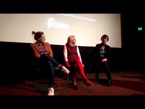 Gillian Armstrong and Claudia Karvan High Tide  MIFF 2017