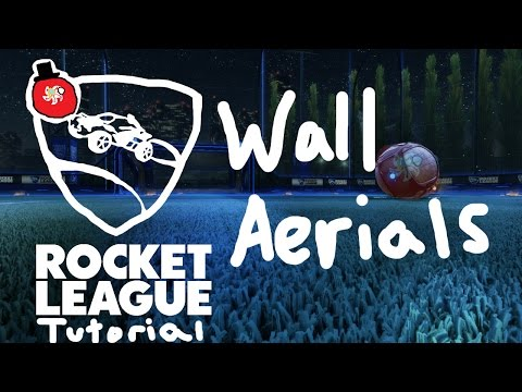 Wall Aerials | Rocket League Tutorial