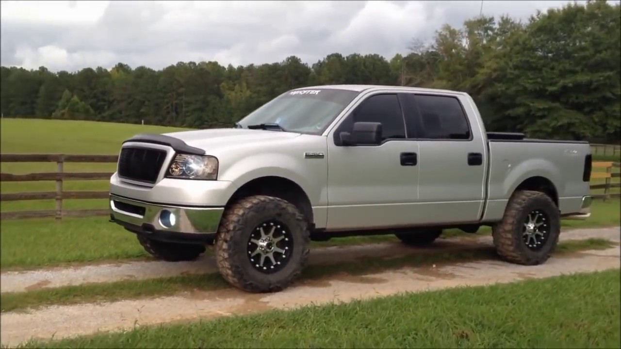 2006 f150 transformation - YouTube