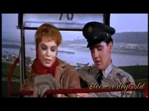 Elvis Presley - Pocket Full of Rainbows - G.I. Blues Movie - Remastered