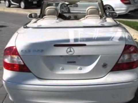 2009 mercedes benz clk class clk350 convertible for Mercedes benz of germantown md