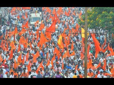 Ram ji ki Sena Chali .. Jai Shri Ram Rally