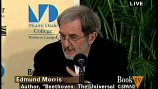 Christopher Hitchens, Francine Prose, Edmund Morris Panel on the Art of Biography