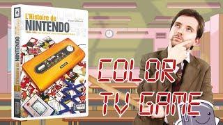 """Nintendo Color-TV Game """"Les Oubliés de la Playhistoire"""" #Spécial"""