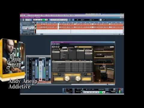 EzMix 2 Amp Testing [Metal Amps & Andy Sneap]