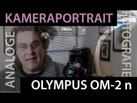 📷  Analoge Fotografie: Kameraportrait - Olympus OM-2n