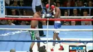 Roman Gonzalez vs Francisco Rosas II Full Fight
