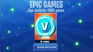 *NEW* BUG* to GET THOUSANDS OF FREE SEASON 8 PAVOS in FORTNITE!! (WORKING)