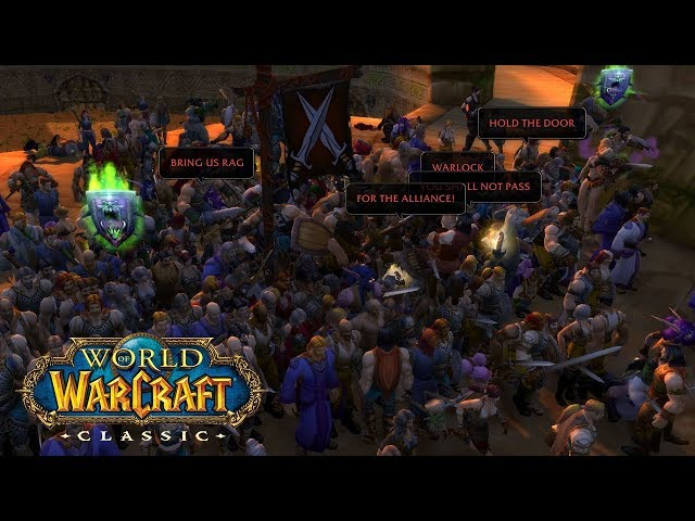 Stress Test Chronicles (World of Warcraft: Classic)