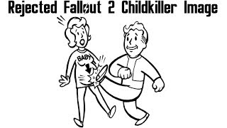 The Story Behind The Rejected Fallout 2 Childkiller Image