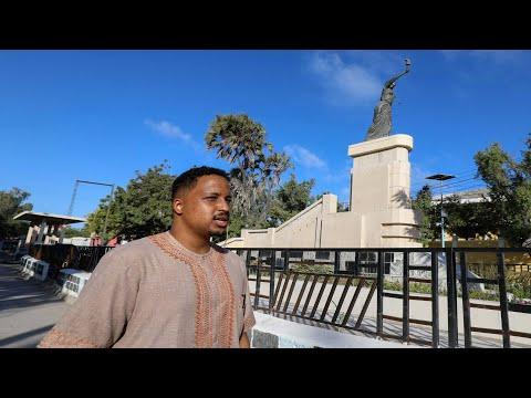 Renewing Mogadishu: a city defined by war