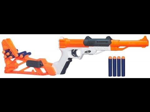 Nerf News New Elite Sharp Fire Leaked Nes Zapper Gun