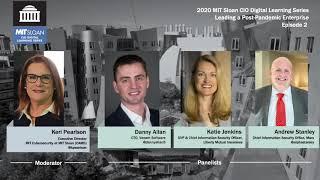 MIT Sloan CIO Digital Learning Series -- Episode #2