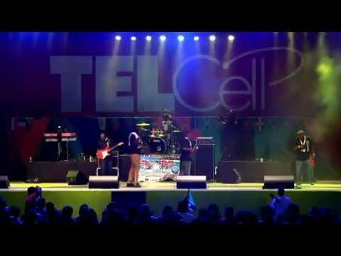 Small Axe LIVE at Caribbean Flag Fest (St. Maarten)