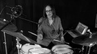 Terri Lyne Carrington Education Video #1 - Ride Cymbal Dance