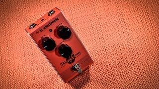 TC Electronic BLOOD MOON (Phaser) - in depth review