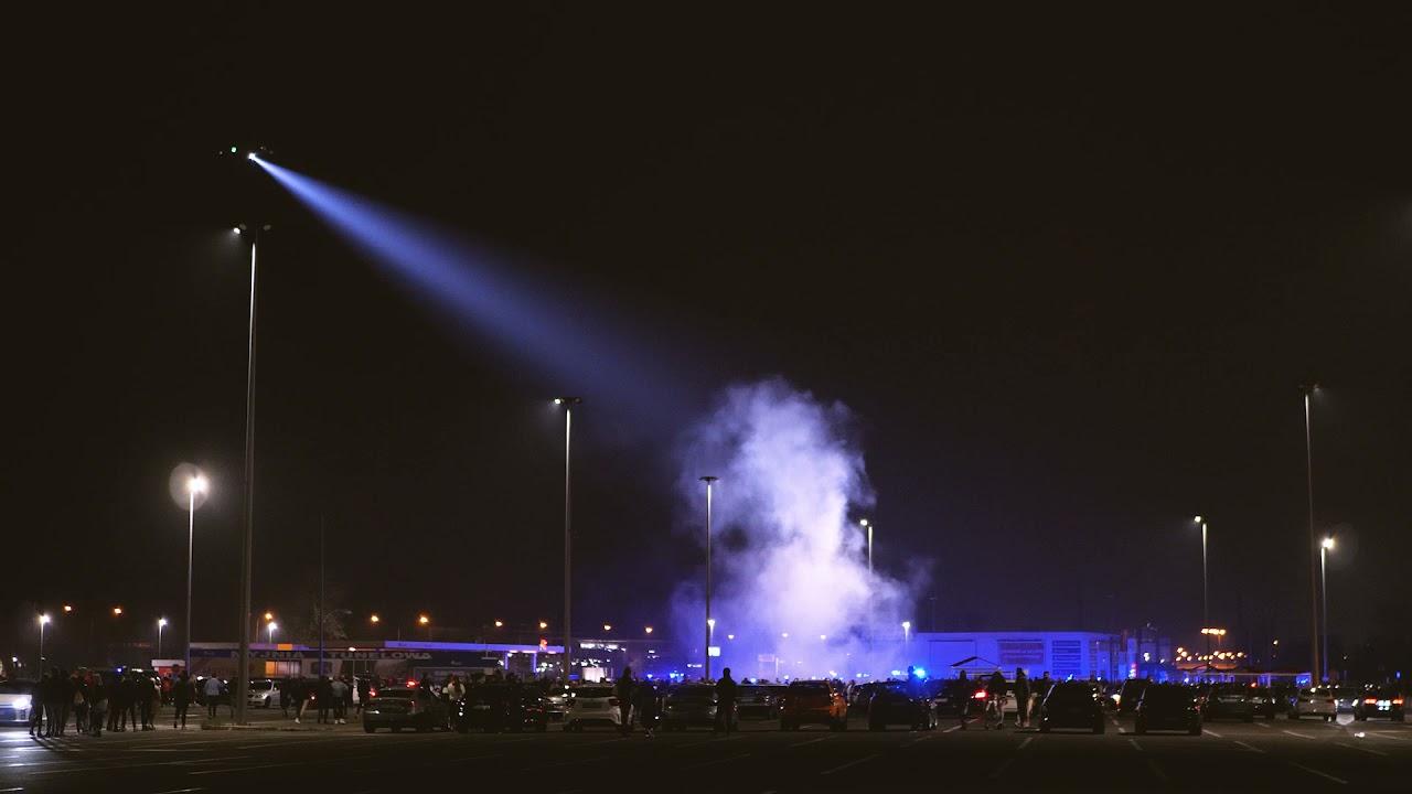 Nocne loty w Poznaniu